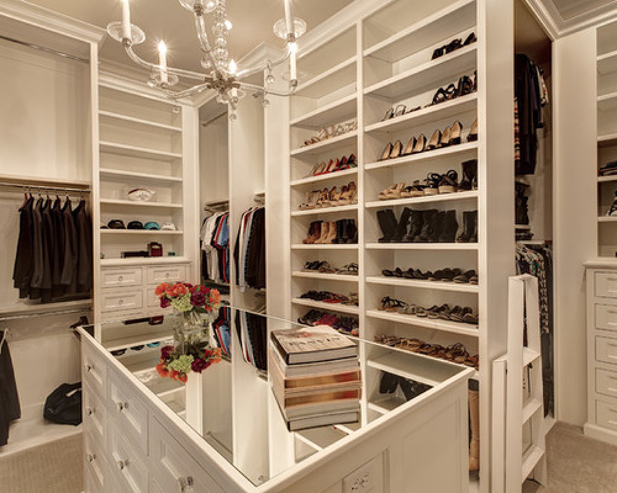 large closet and plane - photo #9