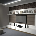 Home Theater - Apartamento Modelo