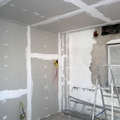 steel frame e drywall