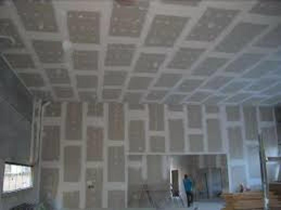 DRYWALL PAREDES E FORROS
