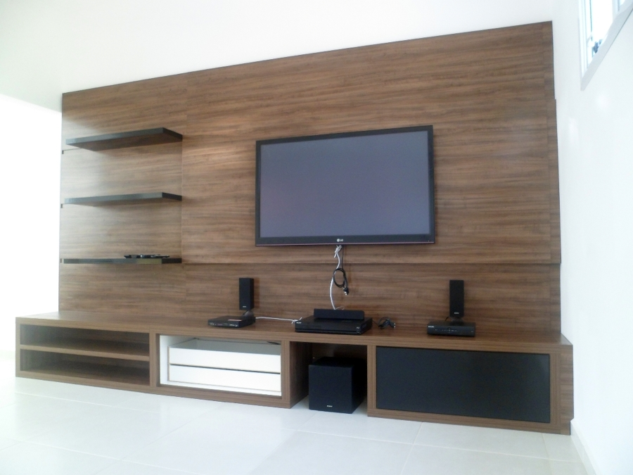 foto home de sala de b b moveis planejados 116758 habitissimo. Black Bedroom Furniture Sets. Home Design Ideas