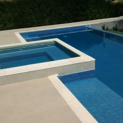 Bordas Cimenticias Pool