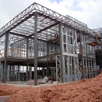 Casa em Light Steel Frame