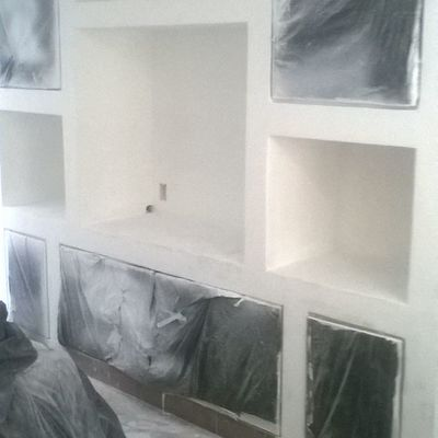 Estante Drywall