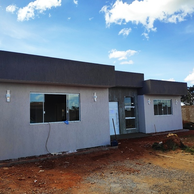 Casa térrea em Light Steel Frame 130m²