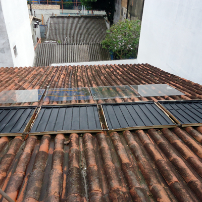 Painel Solar Limpo