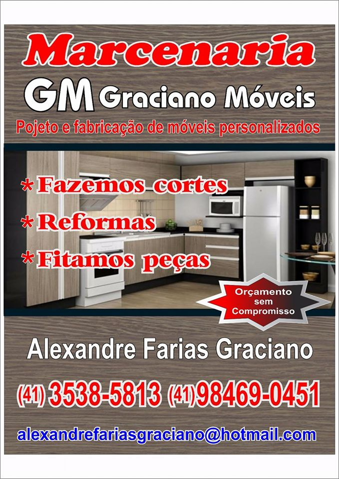 Gm Graciano Moveis