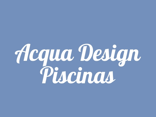 Acqua Design Piscinas