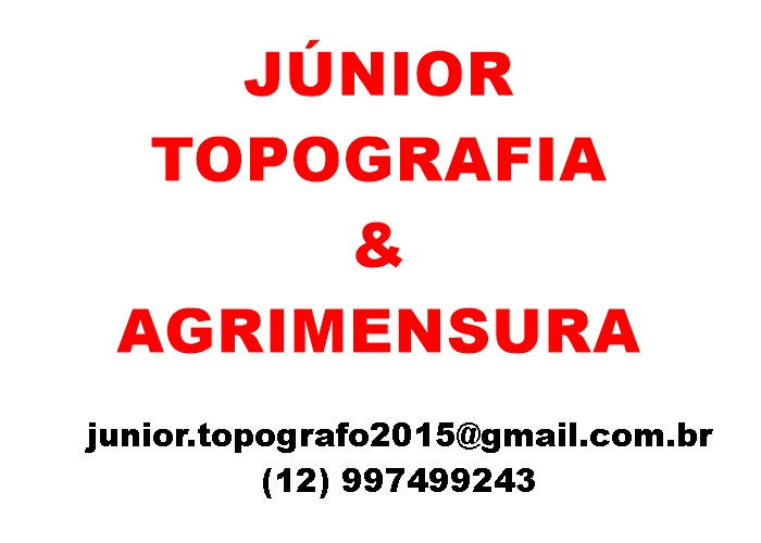 Junior Topografia & Agrimensura