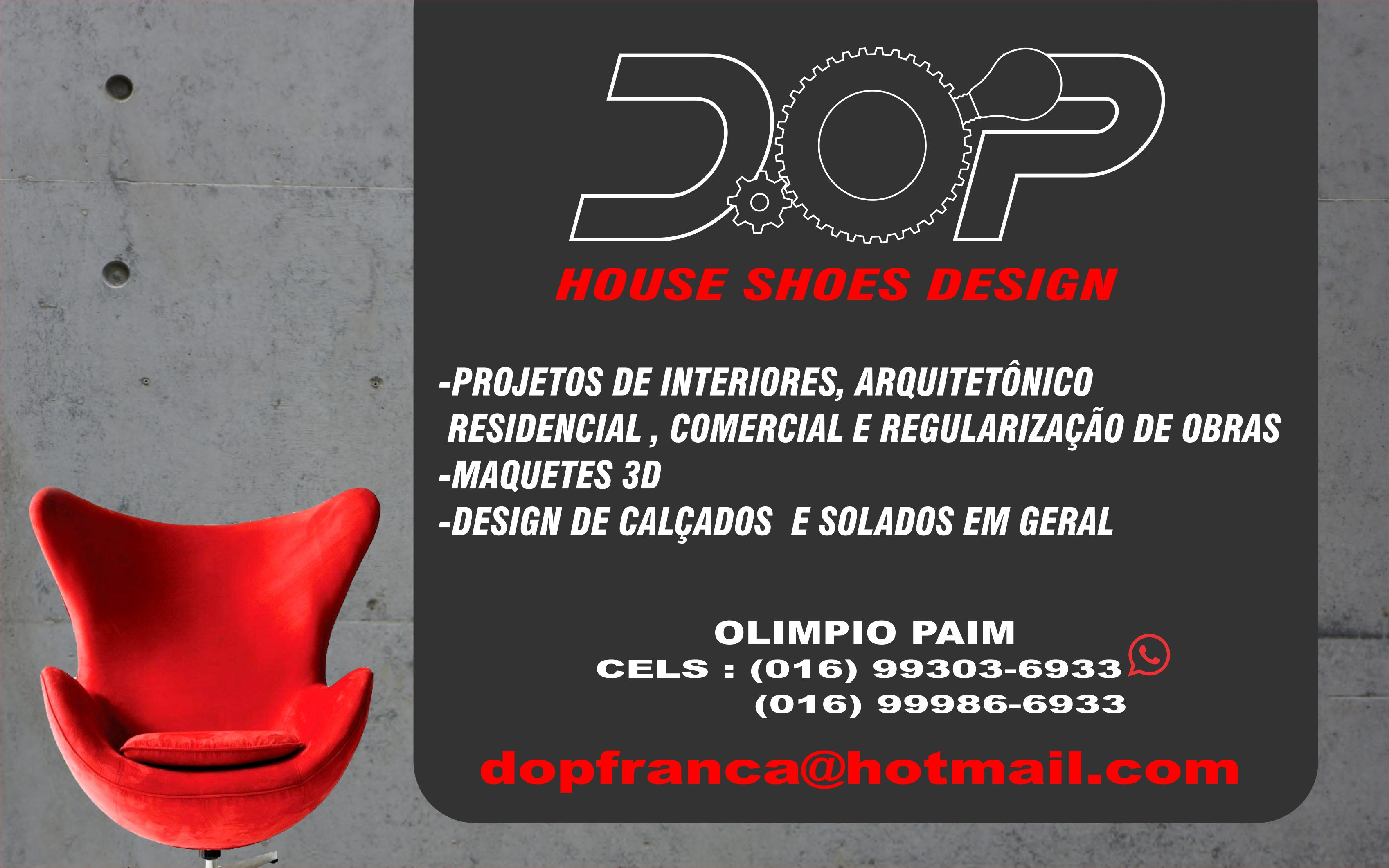 Dop House E Shoes Designer