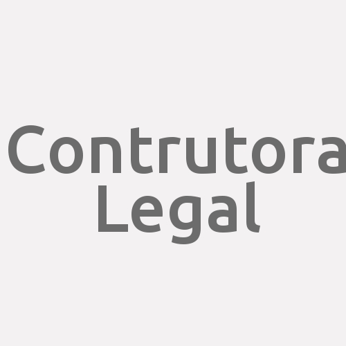 Contrutora Legal.