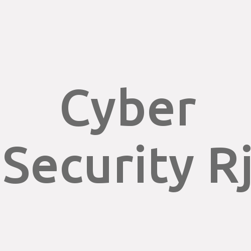 Cyber Security Rj