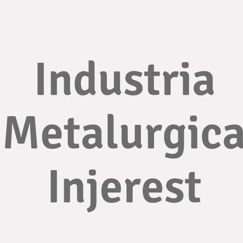 Industria Metalurgica Injerest