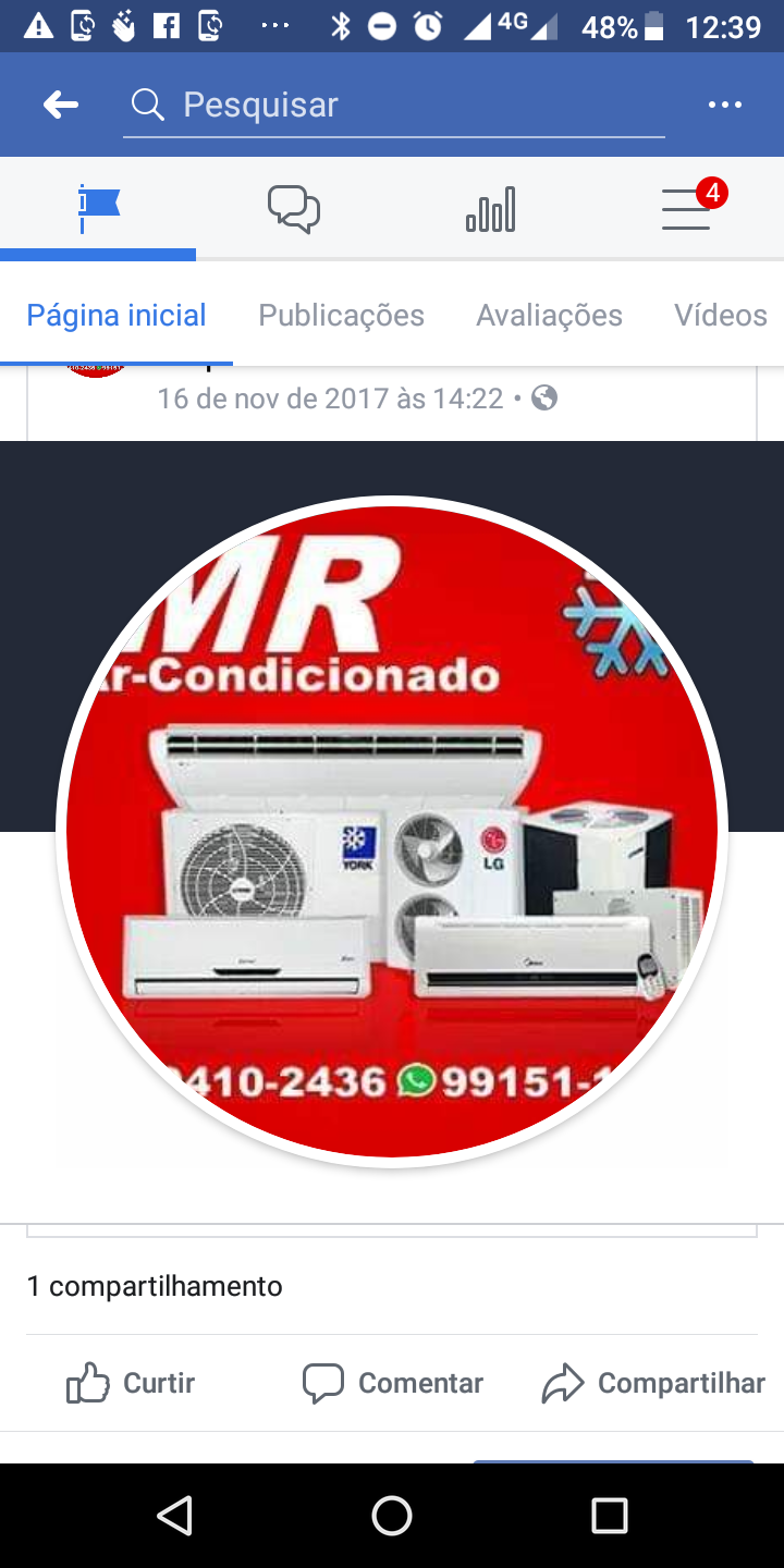 Mr Ar Condicionado