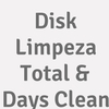 Disk Limpeza Total & Days Clean