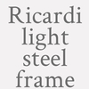 Ricardi Light Steel Frame