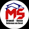 MS Gesso e Drywall