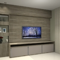 Home Theater, Painel para TV