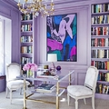 Ultra violet home office