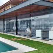 Toldo Vertical Cristal Plus