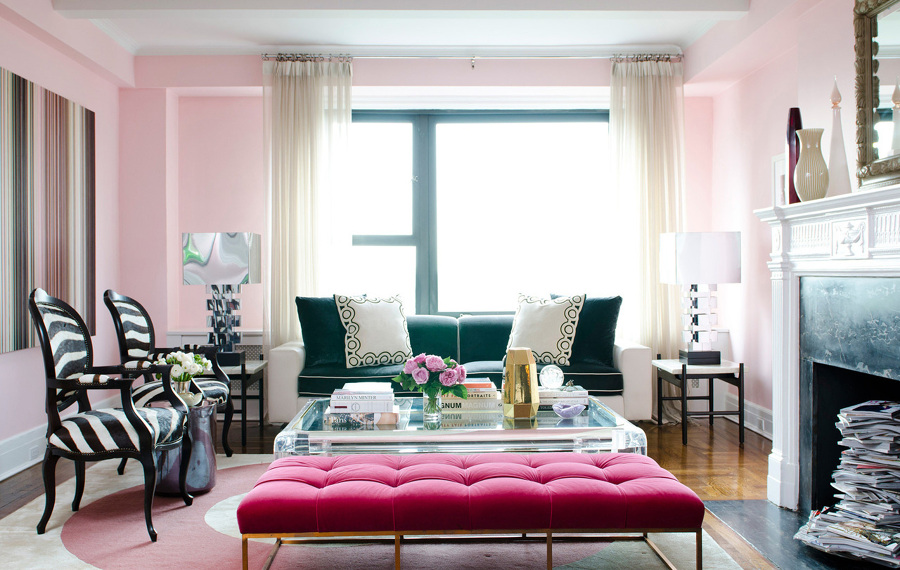 descubra a toca da pantera cor de rosa decore em soft pink ideias designer de interior. Black Bedroom Furniture Sets. Home Design Ideas
