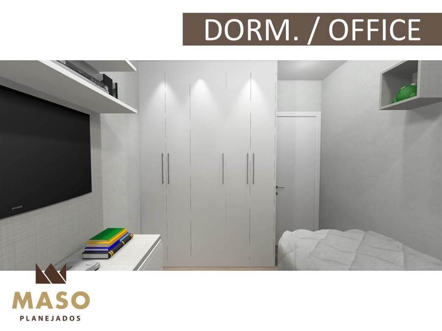Dorm. / Office