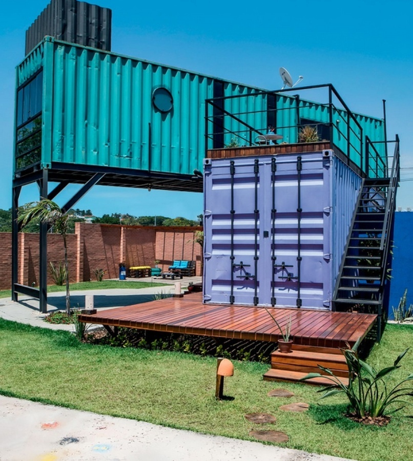 madeira vs casa container