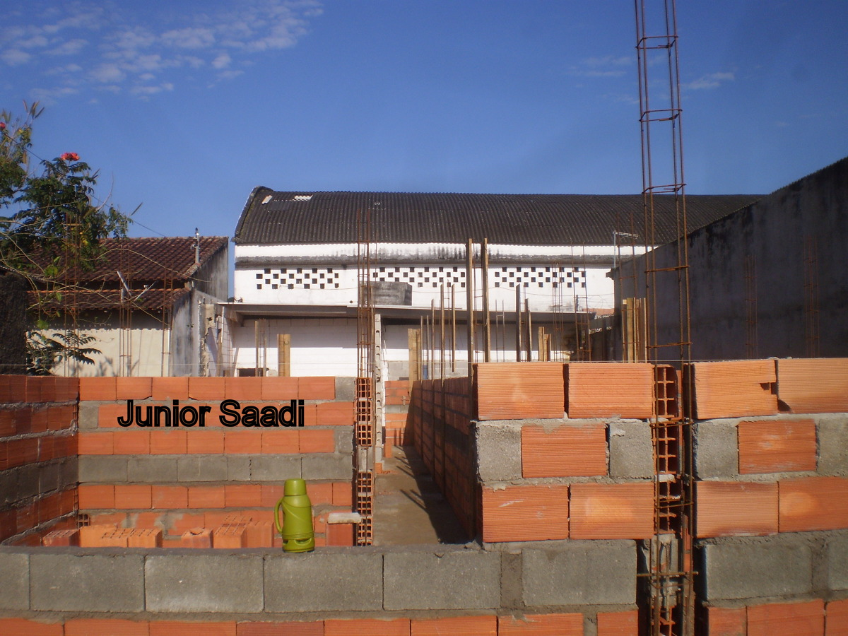 Obras Junior Saadi