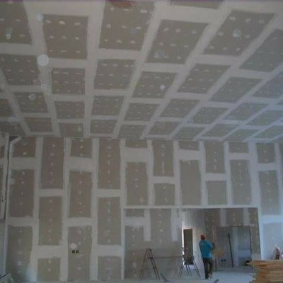 Paredes e forros drywall