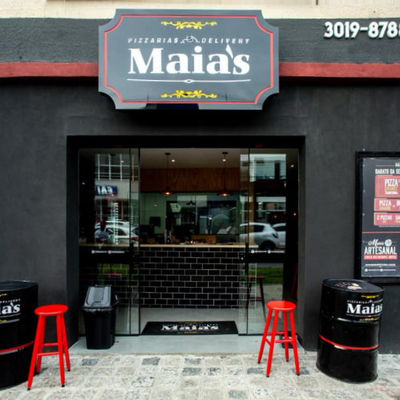 Maia's pizzaria