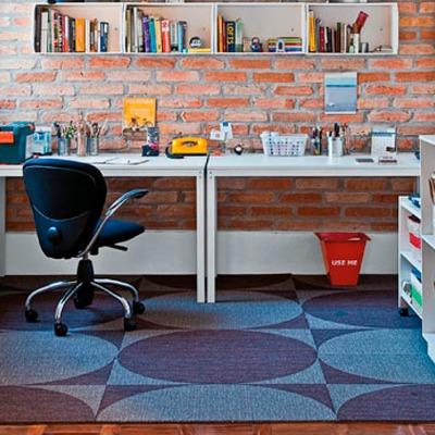 10 formas de organizar e decorar o seu home office