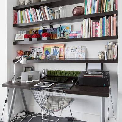 Home Office Pequeno: