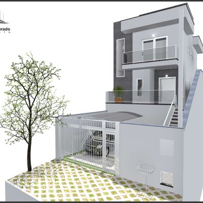 Projeto Residencial - Vale do Sol II - Itapevi