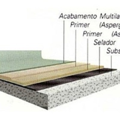 Piso Industrial Multilayer