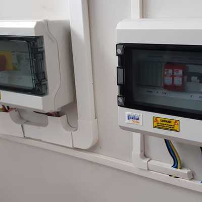 Sistema Fotovoltaico On-Grid 6,03KWp